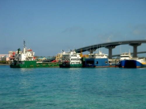 More of the Fleet Arrive in Nassau